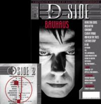 D-Side magazine and free CD