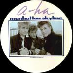 "Manhattan Skyline UK 12"" Picture Disc"