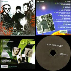 Analogue - Malaysia (front cover, insert, back cover, disc)