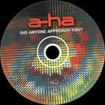 Did Anyone Approach You? (The Best of a-ha) - Disc