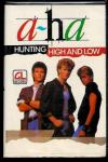 Hunting High And Low Indonesian Cassette