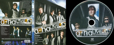 a-ha Live at Frognerparken 2005 DVD