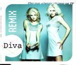 Diva - The Sun Always Shines On TV Norwegian CD Single