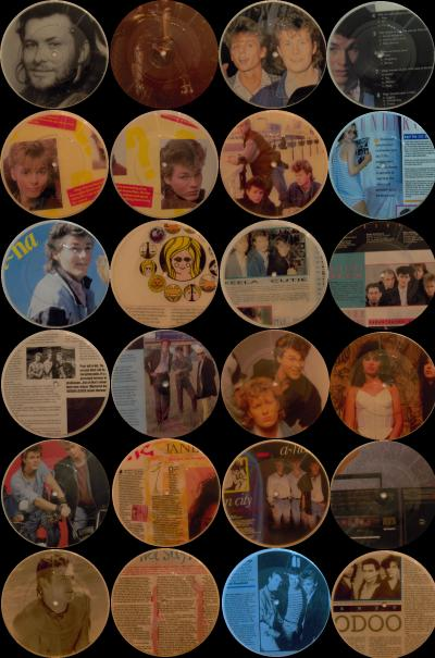Amnesty picture discs - series 2