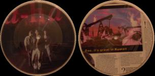 Amnesty picture discs - series 3