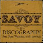 Click for Savoy Discography (including Pål Waaktaar Solo Projects)