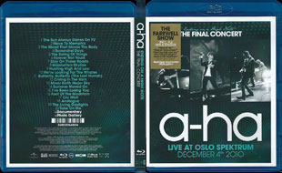 Ending On A High Note - The Final Concert - Bluray