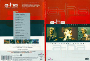 a-ha Switzerland Live Concert Festival, 2005 DVD